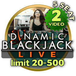 Blackjack Live - Table #6