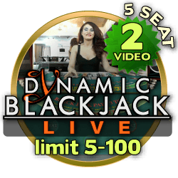 Blackjack Live - Table #5