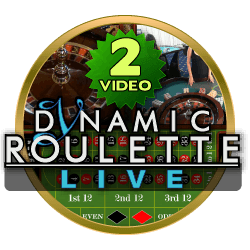 Dynamic Roulette Live - 2 Video