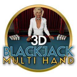 Blackjack 3D Multi Hand