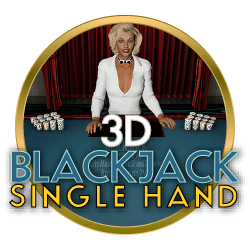 Blackjack 3D Single Hand