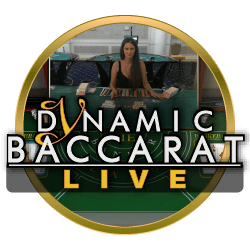 Dynamic Baccarat Live