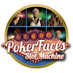 Vegas Poker Faces